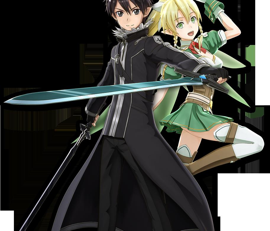 Sword Art Online Lost Song скачать игру на компьютер - фото 7
