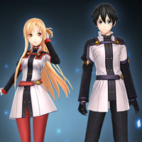 SAO MOVIE COSTUME DLC GIFT